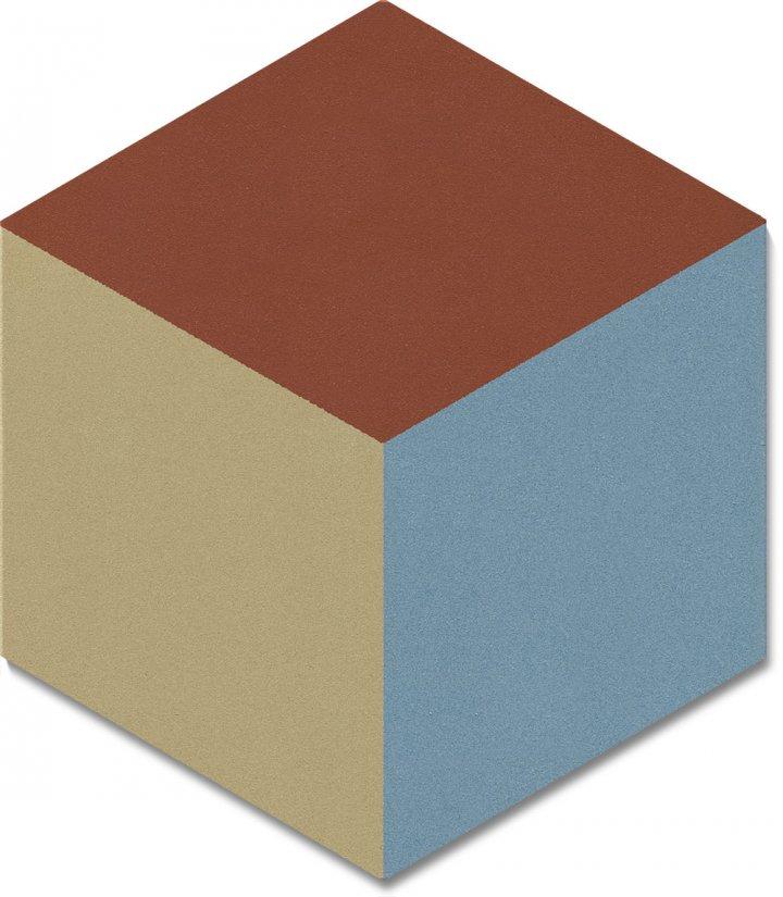 Carreau hexagonal SF 317 L