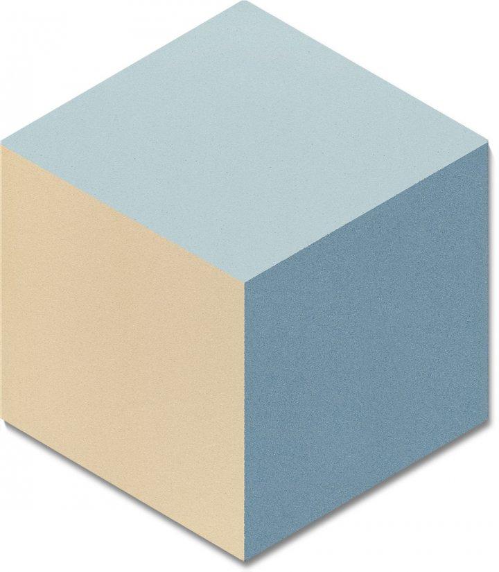 Carreau hexagonal SF 317 O