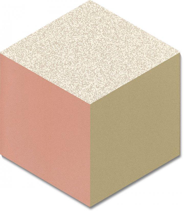 Hexagonal tile SF 317 P