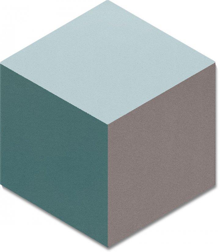 Carreau hexagonal SF 317 R