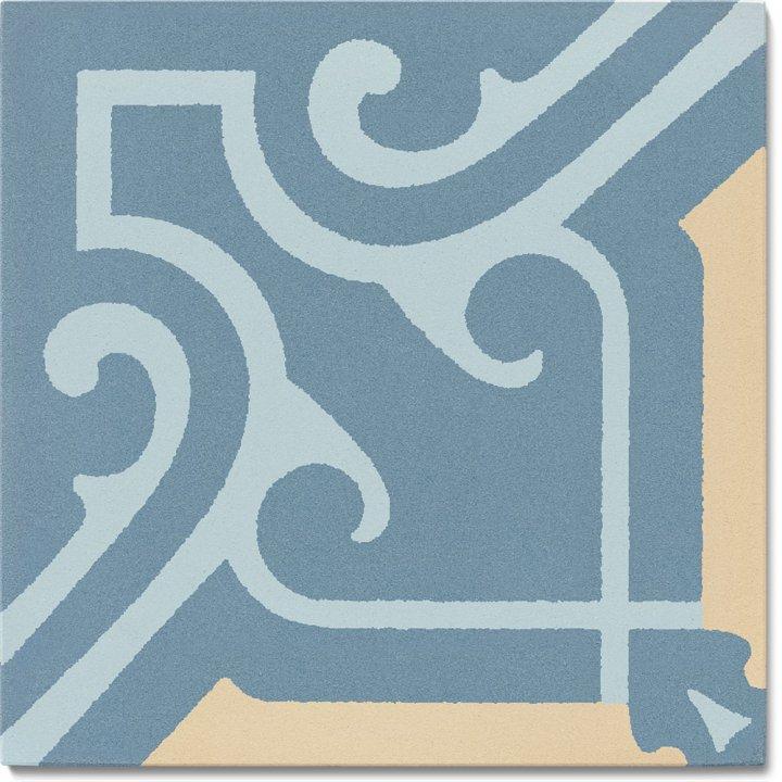 Stoneware tile SF 325 O, Historic Stoneware
