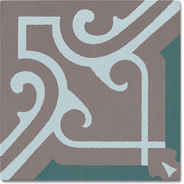 Stoneware tile SF 325 R, Historic Stoneware
