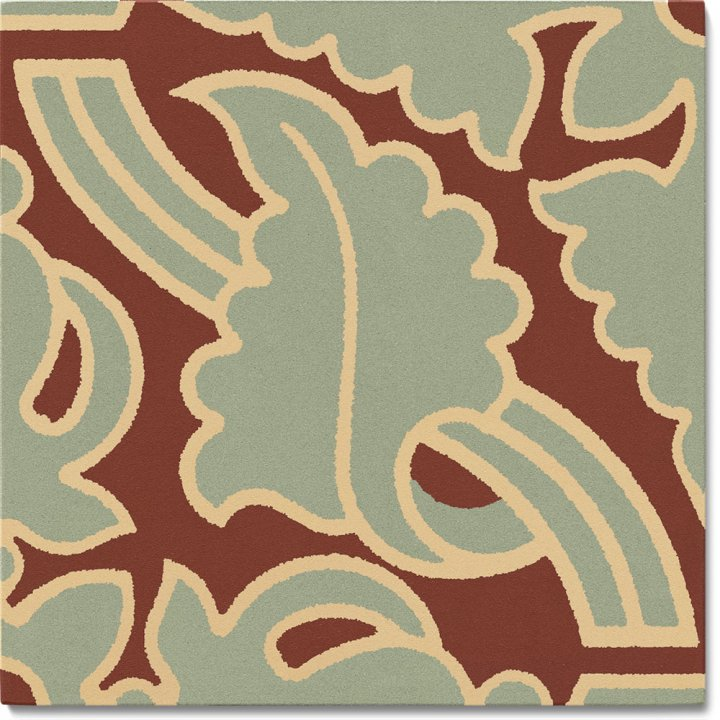 Stoneware tile SF 331L I, Historic Stoneware