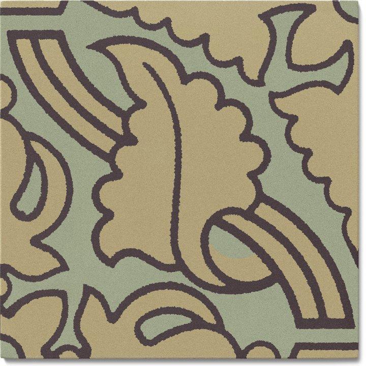 Stoneware tile SF 331L J, Historic Stoneware