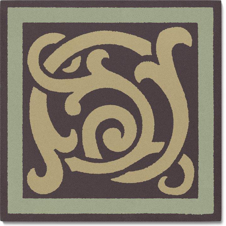 Stoneware tile SF 333 J e, Historic Stoneware
