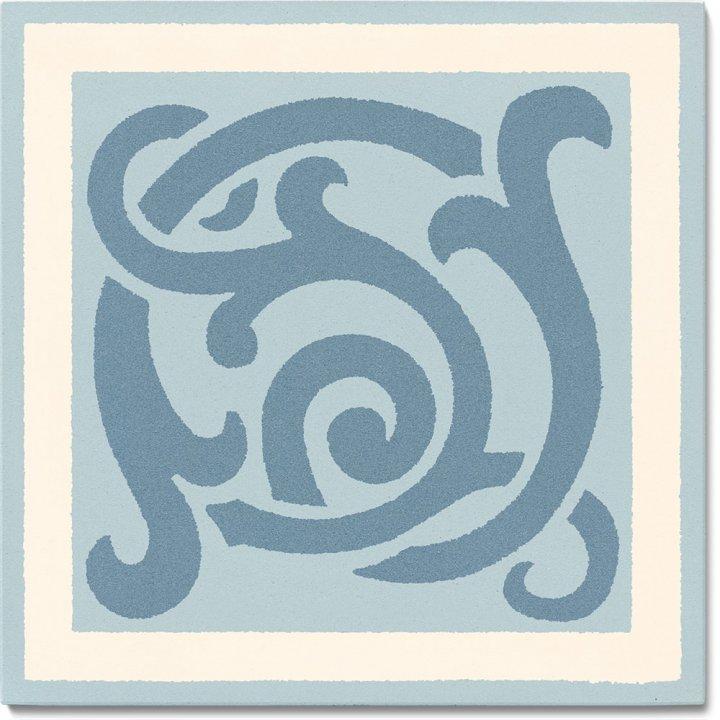 Carreau en grès SF 333 O e, Ornement
