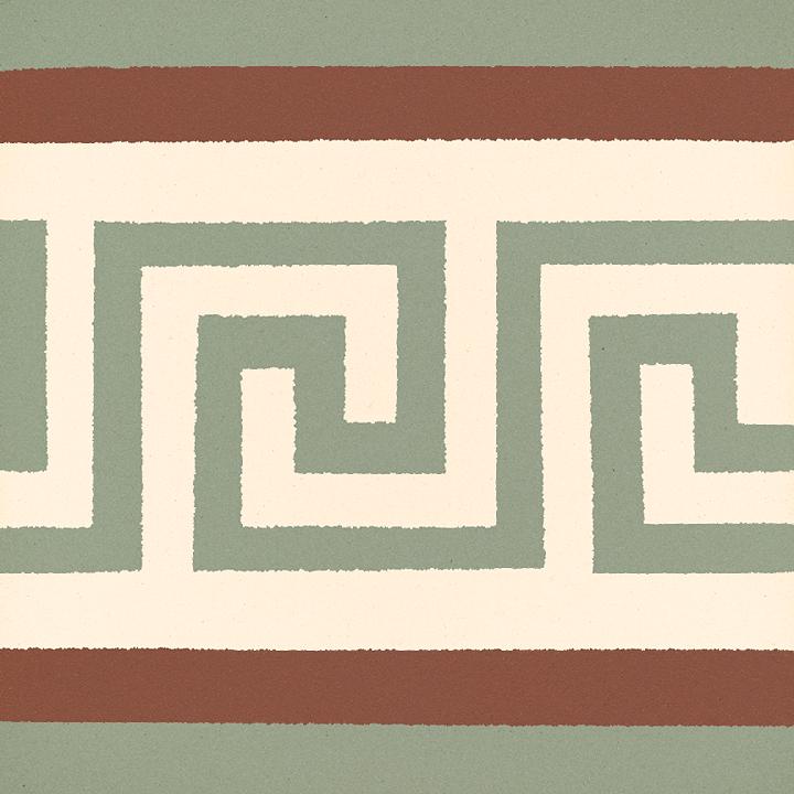 Stoneware tile SF 357 S, Historic Stoneware