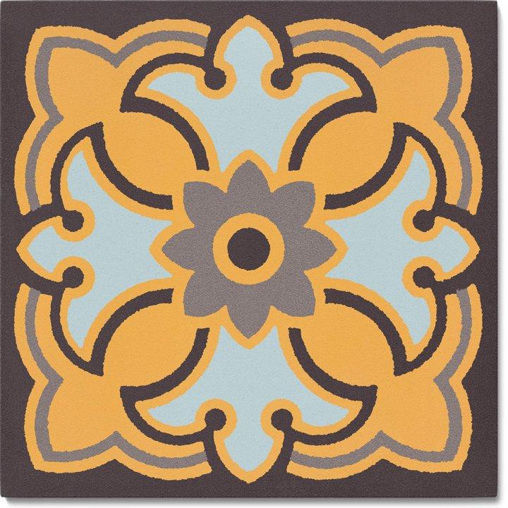 Stoneware tile SF 420 H, Historic Stoneware