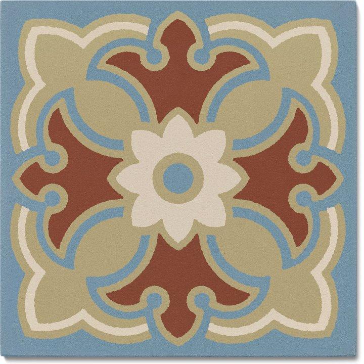 Stoneware tile SF 420 L, Historic Stoneware