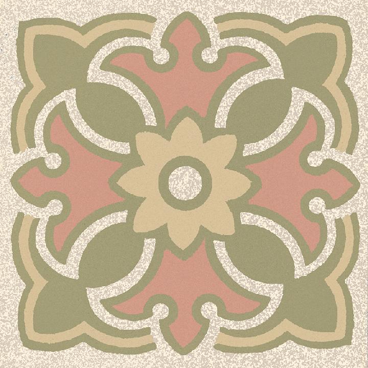 Stoneware tile SF 420 P, Historic Stoneware