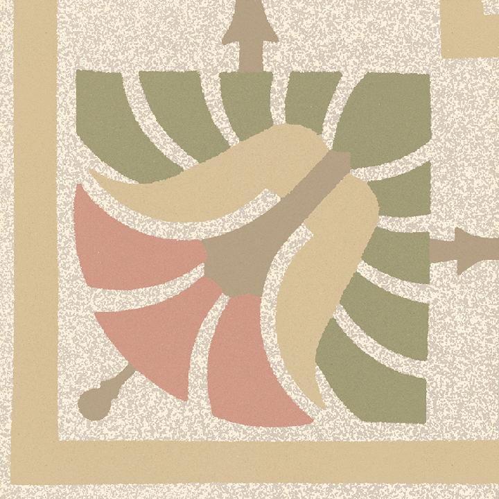 Carreau en grès SF 562 P e, Ornement
