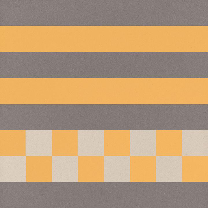 Carreau en grès SF TG 8303 K, Ornement