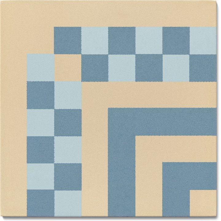 Stoneware tile SF TG 8303 O e, Historic Stoneware