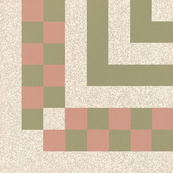 Carreau en grès SF TG 8303 P e, Ornement