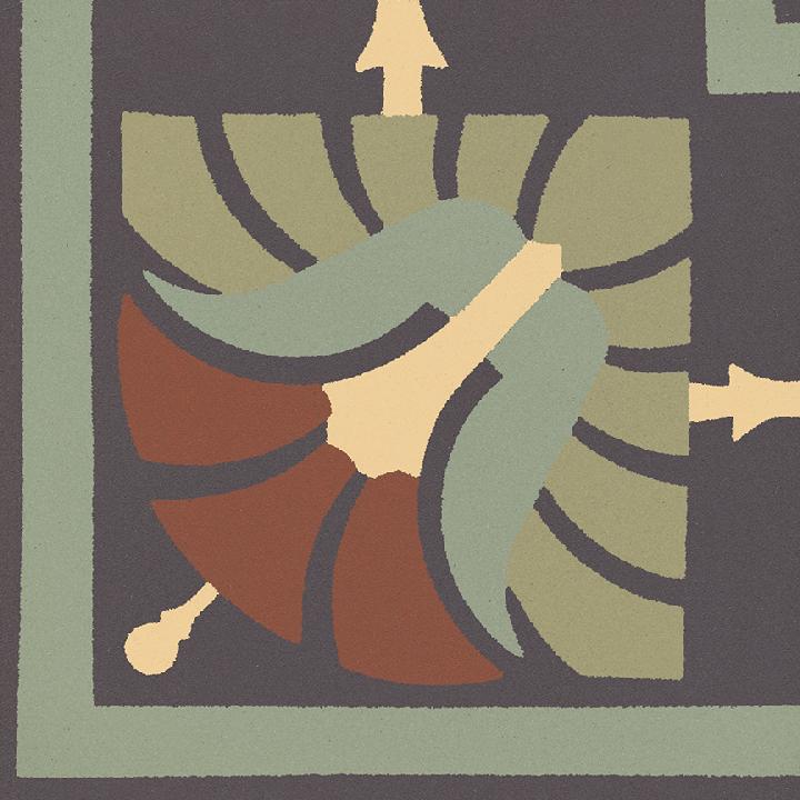 Carreau en grès SF 562 J e, Ornement
