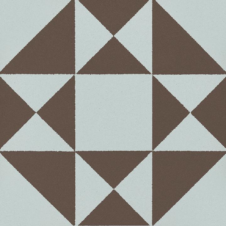 Stoneware tile SF 229 R, Historic Stoneware