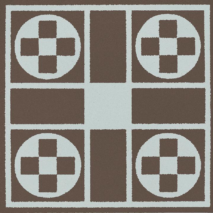 Stoneware tile SF 257 R, Historic Stoneware
