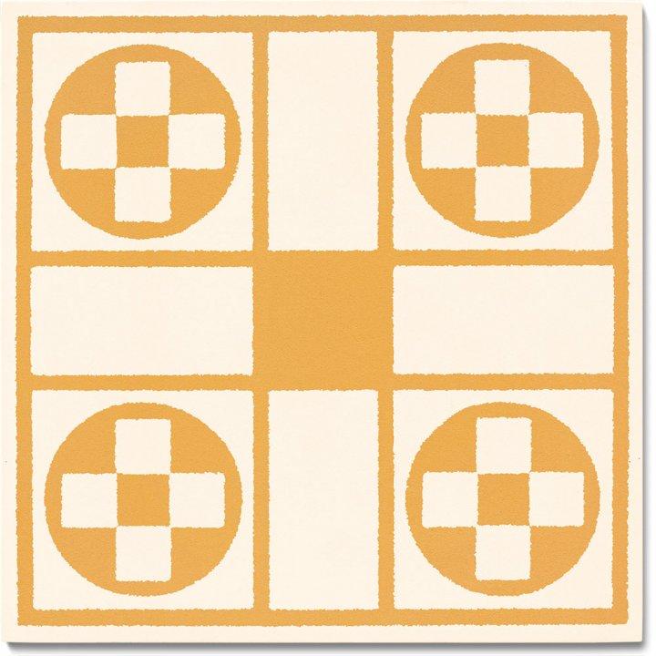 Stoneware tile SF 257 K, Historic Stoneware