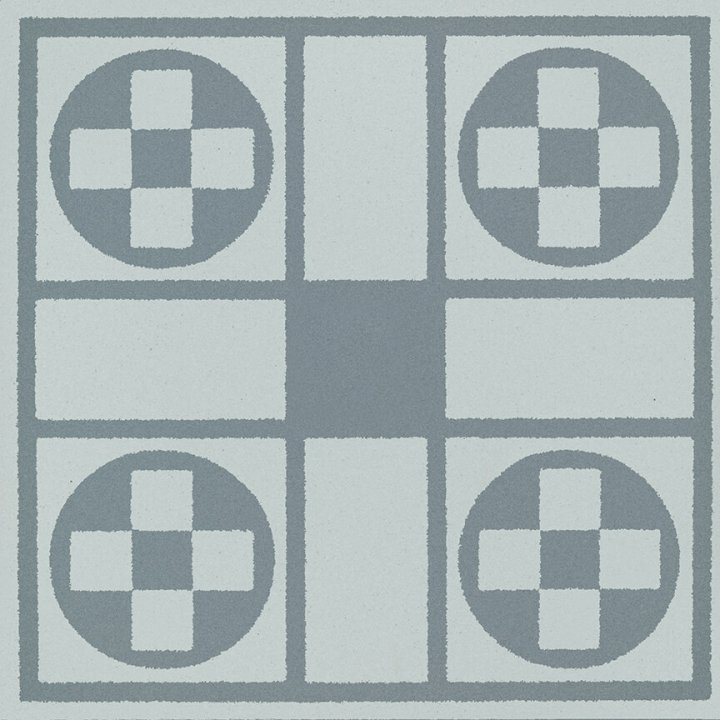 Stoneware tile SF 257 O, Historic Stoneware