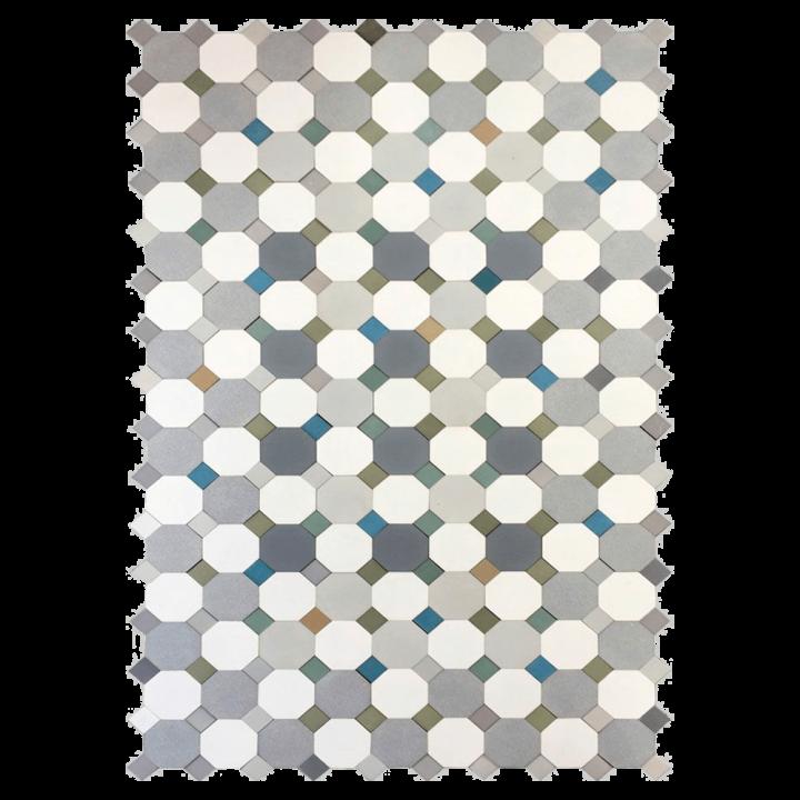 Fliesenteppich  PMS 392 (3,9m²)