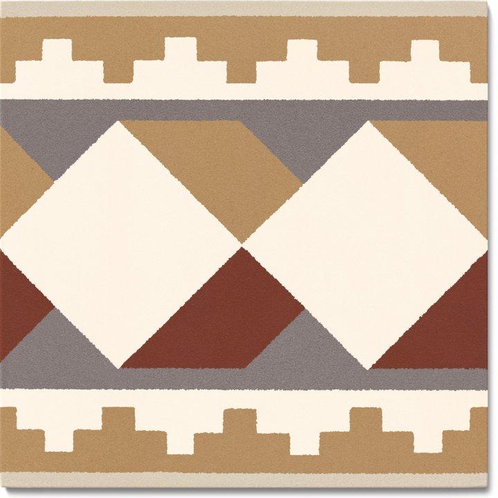 Stoneware tile SF 503 D , Historic Stoneware