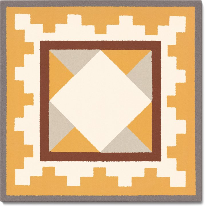 Stoneware tile SF 503 K e , Historic Stoneware