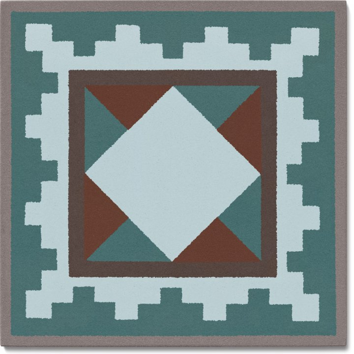 Stoneware tile SF 503 R e , Historic Stoneware