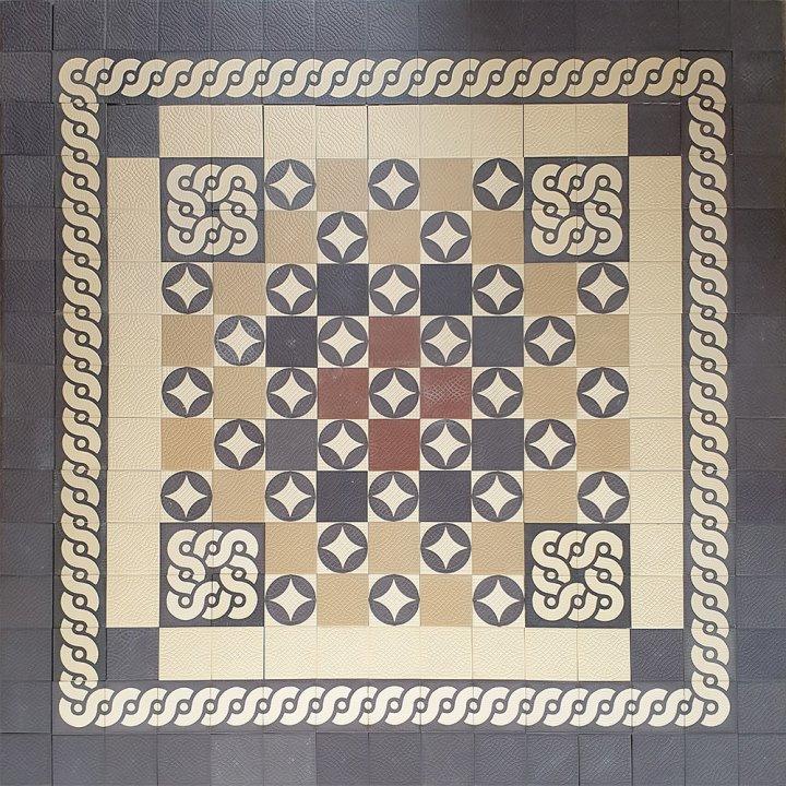Bodenfliesen, Fliesenteppich PSH 478  PSH 478 ( 5,00m²)