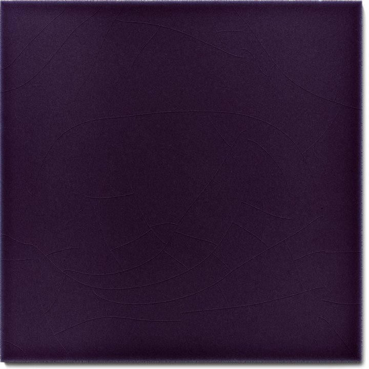 Carreau de mur lisses émaillés  F 10.30, Violett-struktur