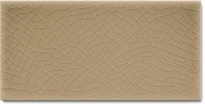 Plain glazed wall tile F 10.17 H, Pastell rosagrau, half tile