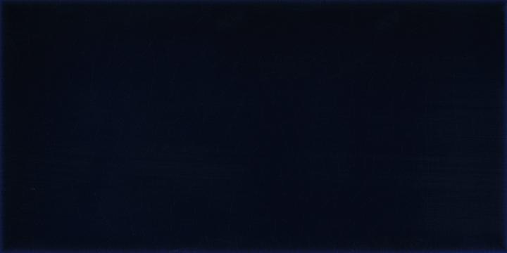 Plain glazed wall tile F 10.621 H, Kobaltblau Dunkel, Halbformat