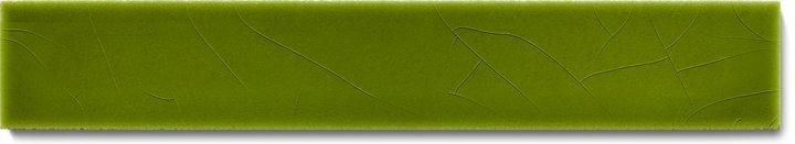 Carreau de mur lisses émaillés F 10.9 Ri, Lindgrün, baguette