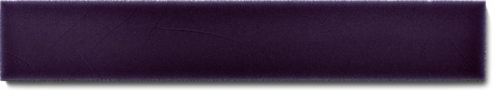 Carreau de mur lisses émaillés F 10.30 Ri, Violett-struktur, baguette