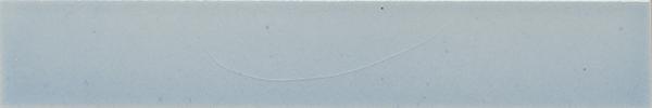 Carreau de mur lisses émaillés  F 10.44 Ri, Lichtgrau, Riemchen
