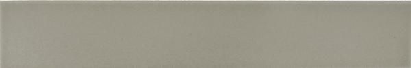 Plain glazed wall tile F 10.65 Ri, Graublau dunkel, Riemchen