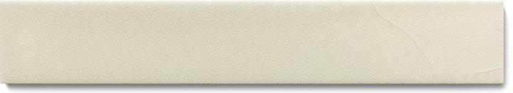 Carreau de mur lisses émaillés F 10.66 Ri, Hellgrau warm, baguette