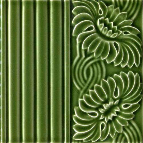 Art Nouveau tile F 125a.28