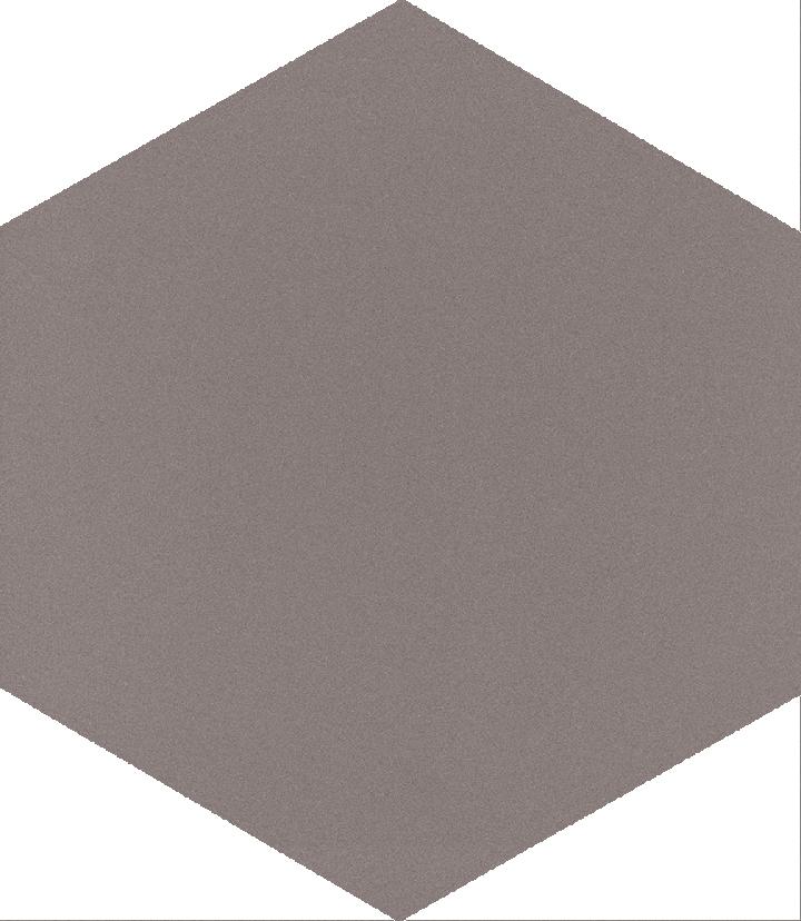 Hexagonal tile SF 17.5, dunkelgrau