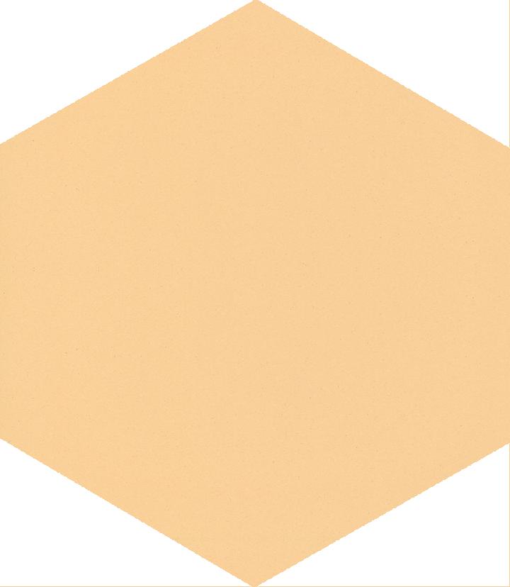 Sechseckfliese SF 17.7, beige