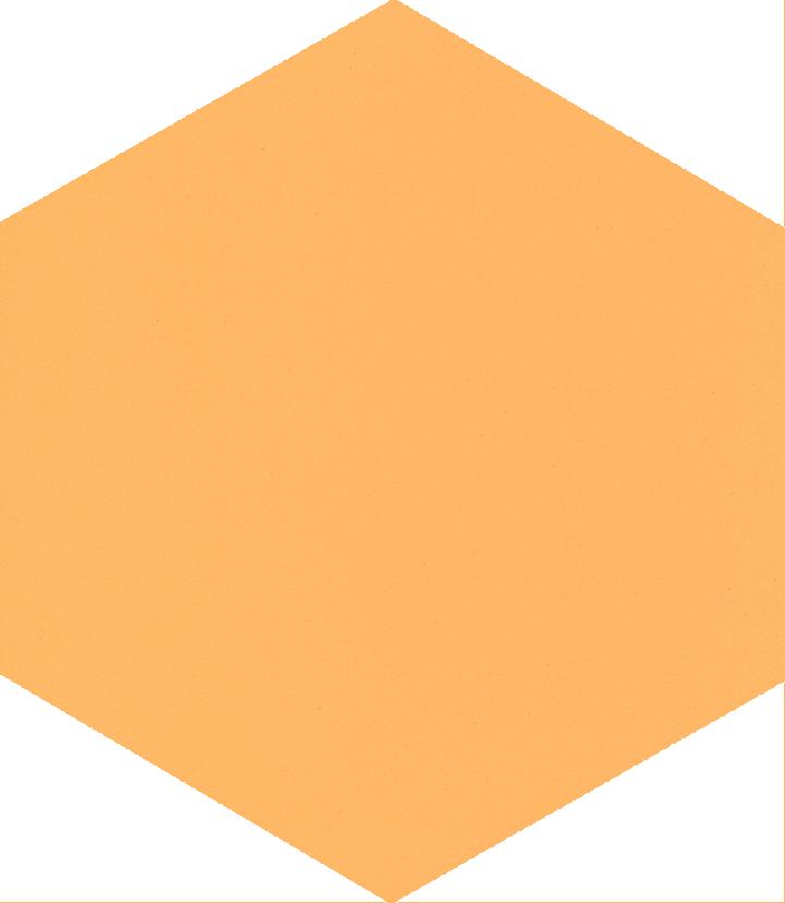 Sechseckfliese SF 17.19 S, blassgelb