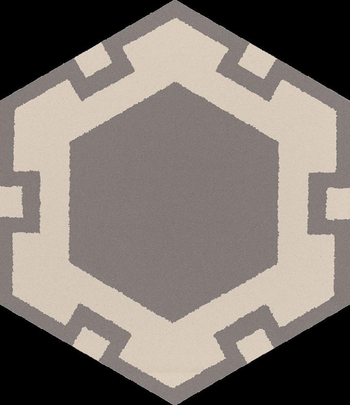 Carreau hexagonal SF 1721 E b