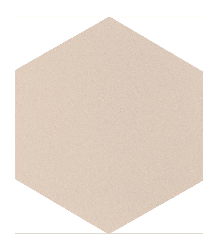 Hexagonal tile SF 18.3