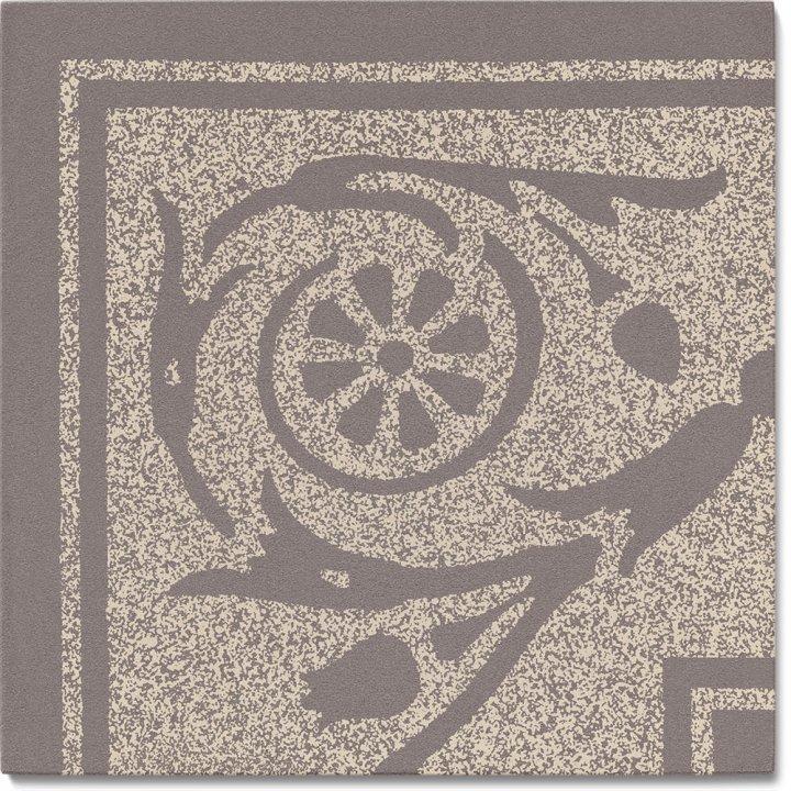 Steinzeugfliese SF 208 C e, Ornament