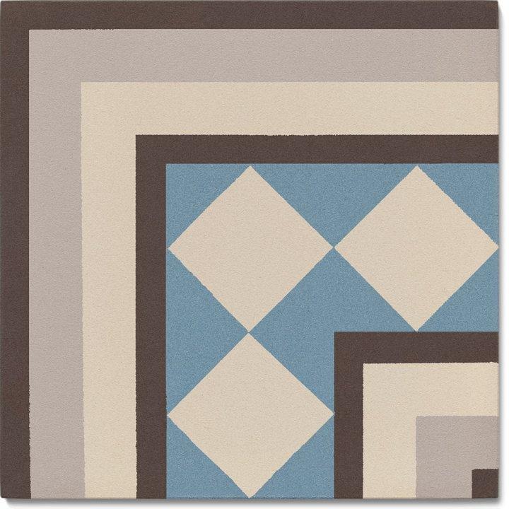 Stoneware tile SF 401 A e, Historic Stoneware