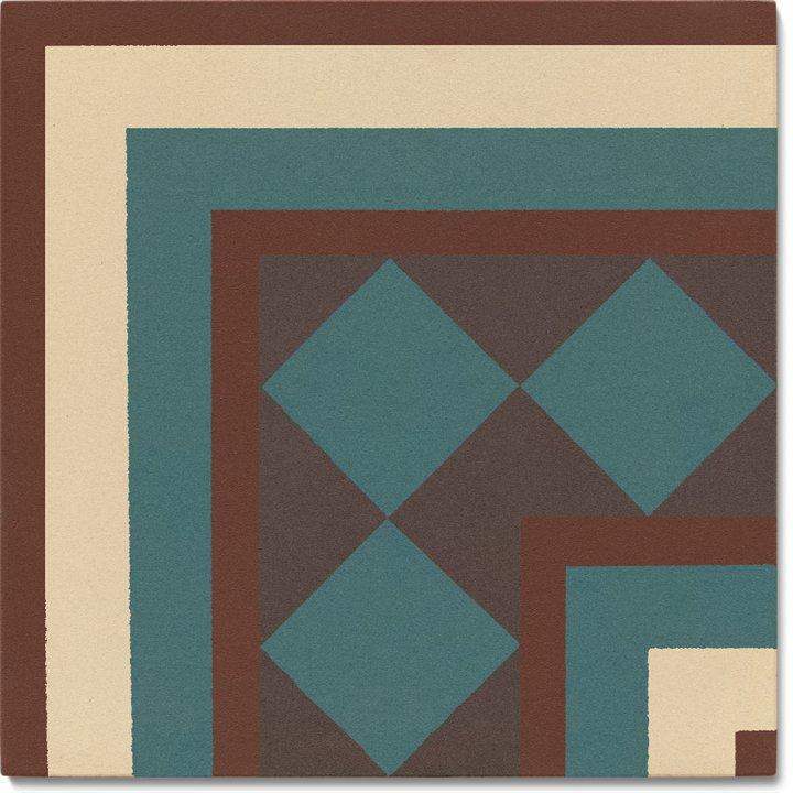 Stoneware tile SF 401 B e, Historic Stoneware