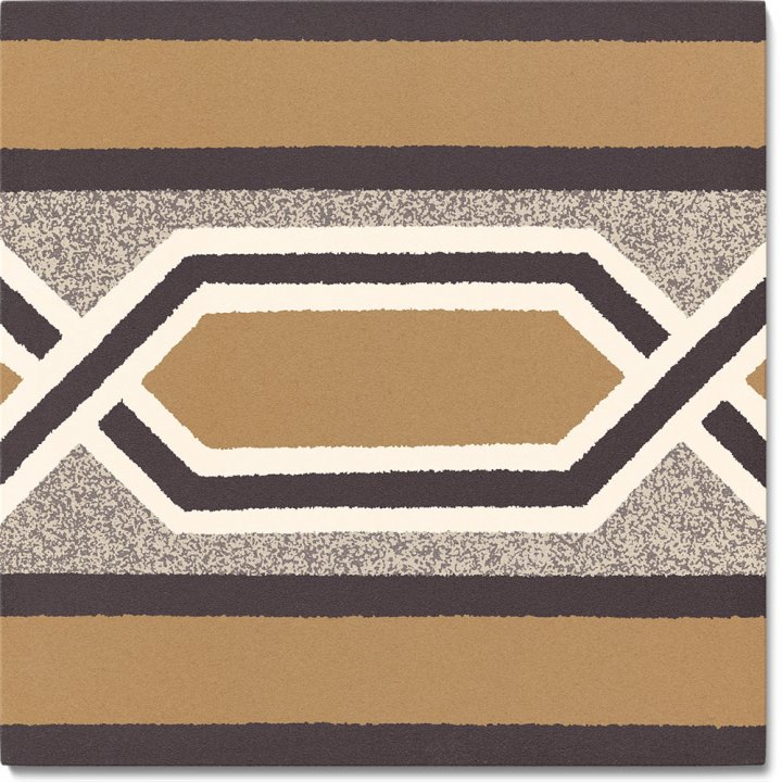 Stoneware tile SF 557 C, Historic Stoneware