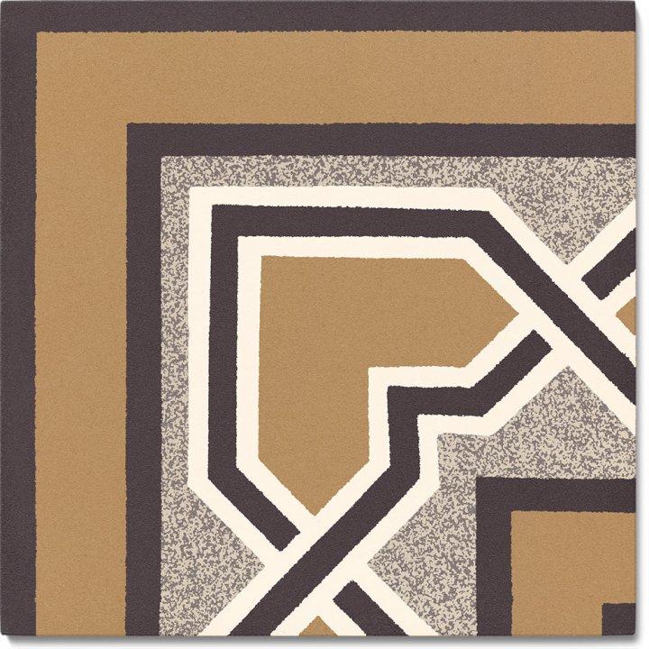 Stoneware tile SF 557 C e, Historic Stoneware