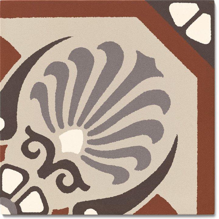 Stoneware tile SF 558 F, Historic Stoneware