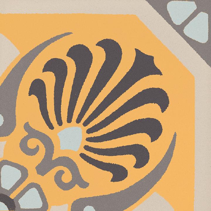 Stoneware tile SF 558 H, Historic Stoneware
