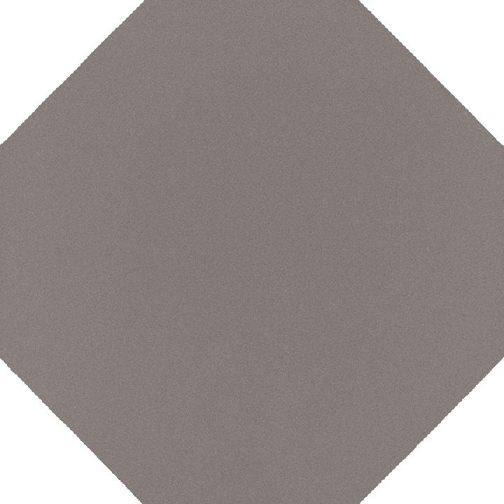Octagonal tile SF 80 A.5, dunkelgrau